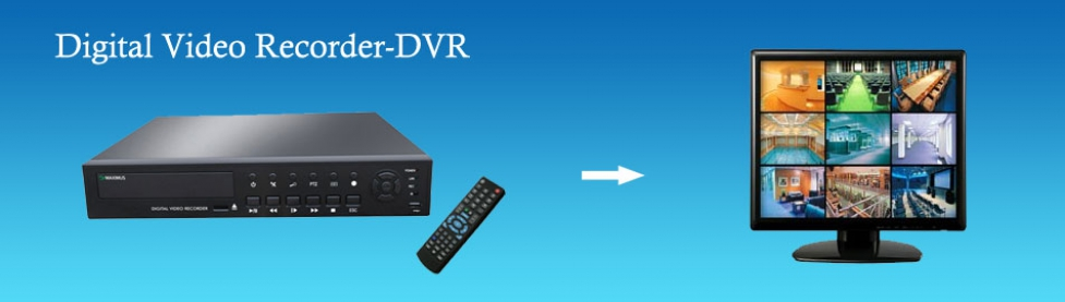 Dvr 4 Channel